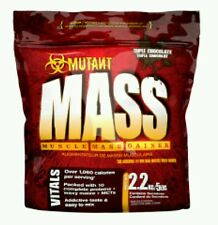 PVL MUTANT MASS WEIGHT GAINER PROTEIN MUSCLE GAIN SHAKE  2.2KG & 6.8KG