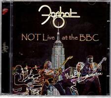 Foghat - Not Live at the BBC (Live Recording, 2010)