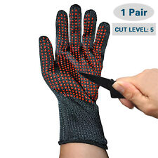 NEW Safety Outdoor Working Cut Proof Stab Resistant Anti-Slash Army-Grade Gloves