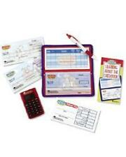 Checkbook with Calculator - Pretend Play Toys by Learning Resources (2651)