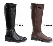 BJ236 Riding Boot Men Military Boots Leather Knee High Equestrian Ridding Boots