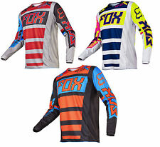 Fox Racing Mens 180 Falcon Dirt Bike Jersey 2017 ATV MX Off-Road Motocross