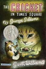 The Cricket in Times Square/Chester Cricket and His Friends/George Selden/BOOK