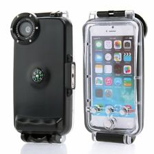 Underwater 40m Waterproof Diving Photo Housing Case for iPhone6/6S
