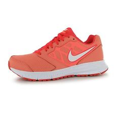 Nike Downshifter 6 Running Shoes Womens Pink/White Run Fitness Trainers Sneakers