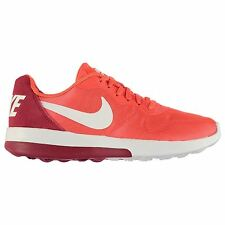 Nike MD Runners Trainers Womens Red/Black Casual Fashion Sneakers Shoes