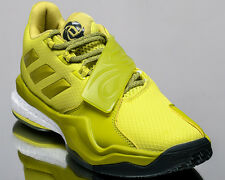 adidas D Rose Englewood Boost men basketball shoes sneakers NEW dirty yellow