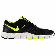 Nike Flex Show TR 5 Training Shoes Mens Black/Volt Fitness Trainers Sneakers