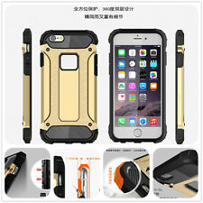 Hybrid Rugged Shockproof Defender Armor Case Cover For IPHONE 7 Plus & 6/6s Plus