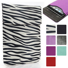 Universal 6 - 7 inch Tablet Slim PU Leather Sleeve Pouch Case Cover MIMIWP-3