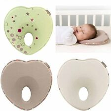 Baby Pillow Head Support Flat Prevent Neck Positioner Newborn Infant Anti 365