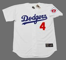 DUKE SNIDER Brooklyn Dodgers 1951 Majestic Cooperstown Home Baseball Jersey