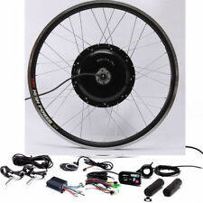 Electric Bike Conversion Kit 48V 1000W Front / Rear Wheel Motor Ebike Cycling
