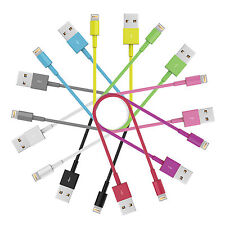 Short Lightning USB Charger Data Sync Cable For iPhone 6 6plus 5 5S 5C SE iPod