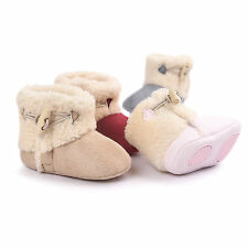 Fashion Winter Warm Shoes Multicolor Cotton Baby Boots Baby Boots