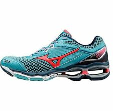 MIZUNO WAVE CREATION 18 Women's Running Shoes 100% Authentic J1GD160160 A