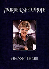 Murder She Wrote - The Complete Third Season (DVD, 2014, 6-Disc Set)