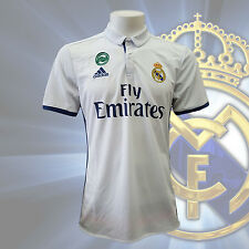 Real Madrid Home Jersey Adidas 2016-17