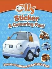 Olly's Sticker & Colouring Book: Olly the Little White Van (Olly the Little Whit