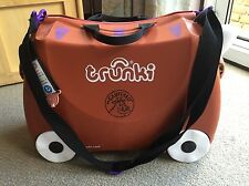 Trunki Gruffalo Ride on Suitcase