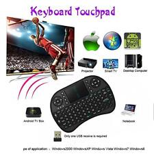Mini Wireless Keyboard 2.4G with Touchpad Handheld Keyboard for PC Android TV HP