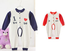Clothes Infant Girls Boys Newborn girl boy New Clothes Cute Romper Baby clothes