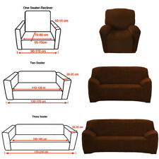 Stretch Sofa Cover Couch Slipcover Protector Recliner Loveseat Lounge Covers New