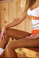 TAMARA Hooters Uniform Durable Compression Pantyhose PICK COLOR & SIZE A B C D