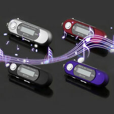 8GB USB 2.0 Flash Drive LCD MP3 Music Player With FM Radio Voice Recorder Lot DP