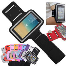 "Sports Gym Armband Cover Jogging Cycling Running Arm Holder Case For 4.7"" Phone"