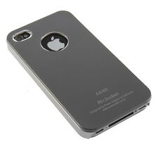Ultra Thin Metal Aluminum Matte Case Cover for iPhone 4G 4S TG