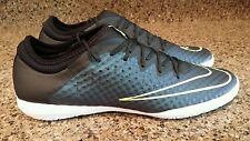 Nike Mercurial X Finale IC Indoor Court Soccer/Futsal Shoes Sz 10