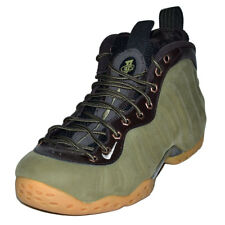 Nike Air Foamposite One Premium 'Olive' Sneakers Shoes