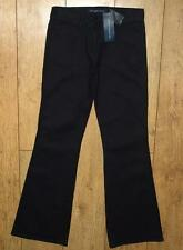 """Bnwt Women's French Connection Stretch Trousers Jeans L32"""" RRP£60 Black New"""