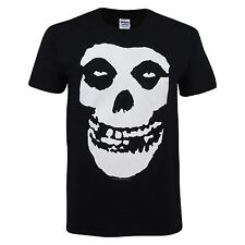 Official Pulp Mens Misfits T Shirt Band Tee Short Sleeve Top Casual Everyday