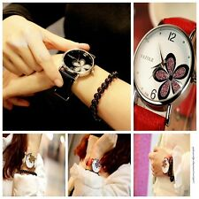 New Women Watches Female leath Quartz Watch Ladies Luxury Quartz Wrist Watch