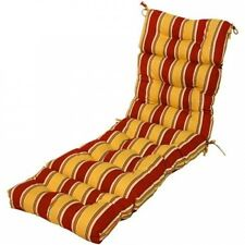 Greendale Home Fashions Outdoor Chaise Lounger Cushion. Delivery is Free