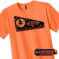 WOWEE WAX WHISTLE CANDY Vintage HALLOWEEN Puff-Print Tee - LAST 3 of 23 LEFT!!
