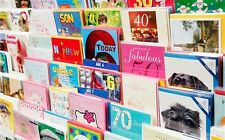 Wholesale Joblot Greeting Cards ~ Packs for All Occasions ~ Birthday & Lots More