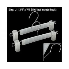 Cllothes Pant Trousers Skirts Nonslip Clip Hangers 2PCS. Huge Saving