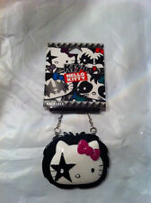 Sanrio Hello Kitty Kiss Band Necklace Pendant and Chain NWT