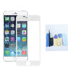 Front LCD Outer Screen Glass Lens Replacement +Tools Set For iPhone 6 6S Plus CN