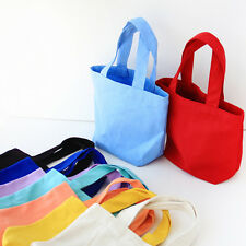 New Fashion Portable Tote Lunch Carry Tote Bag Storage Travel Pouch Picnic Case