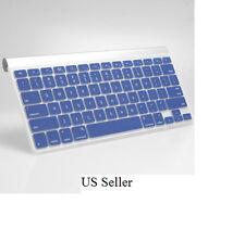 Silicone Cover Skin protector for Apple Wireless IMAC Bluetooth Keyboard Skin