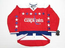 WASHINGTON CAPITALS AUTHENTIC THIRD REEBOK EDGE 2.0 7287 HOCKEY JERSEY