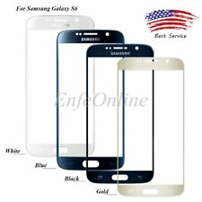 Outer Screen Lens Glass LCD Cover Replacement For Samsung Galaxy S6 SM-G9200 New