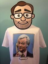 Are You Being Served? - Pop Art Mr Humphries John Inman Menswear - White T-Shirt