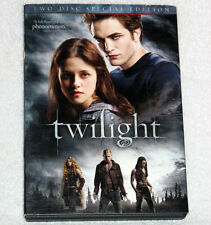 TWILIGHT- 2 Disc Special Edition-2 DVD set-PRISTINE