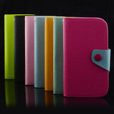 NEW Hybrid Wallet PU Leather Case Flip Cover FOR SAMSUNG Galaxy S3 i9300 S III