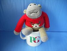 PG TIPS MONKEY &  DRINKING MUG  CUP COMBO COLLECTIBLES